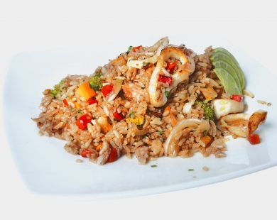 Arroz Lemon Rice
